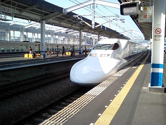 岡山よりこんにちは。